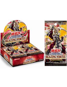 Japanese Yu-Gi-Oh Blazing Vortex Booster Box BLVO